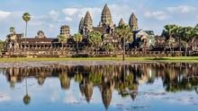 Jalur Sepeda Bakal Selamatkan Angkor Wat dari Polusi Udara