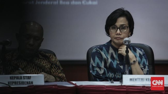 Surat Sri Mulyani ke Rini 'Ancam' Proyek Setrum Jokowi