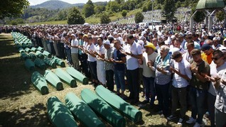 Dalang Genosida Bosnia Divonis Seumur Hidup