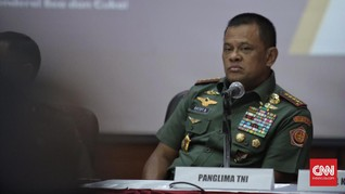 Panglima TNI Ditolak Masuk AS, RI Kirim Nota Diplomatik
