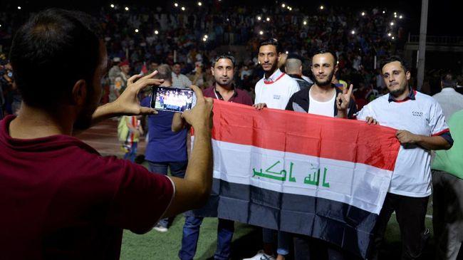 Irak Gelar Pemilu Pertama Pasca-ISIS