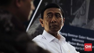 Wiranto: Usir Dubes Myanmar, RI Tak Bisa Bantu Rohingya
