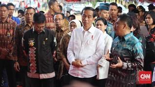 Jokowi 'Sentil' BUMN yang Tak Patuh Aturan TKDN