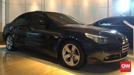 AS Masih Kaji Tarif impor Mobil Eropa 25 Persen