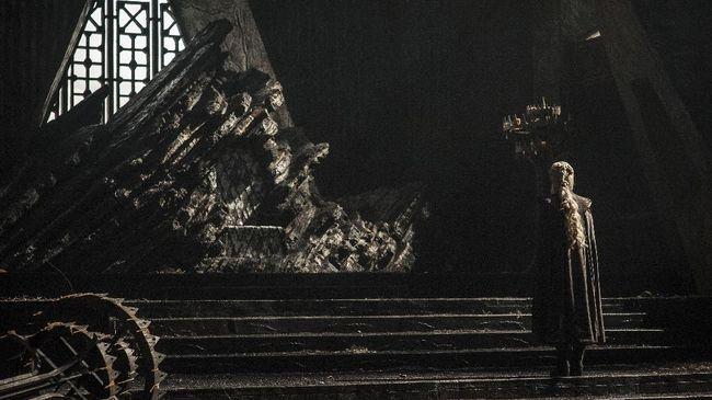 Musim Dingin 'Game of Thrones' Akhirnya Tiba