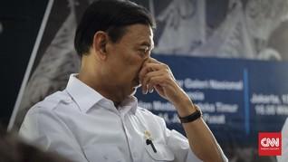 Wiranto Disebut sebagai Penyebab Kasus 65 Terbengkalai