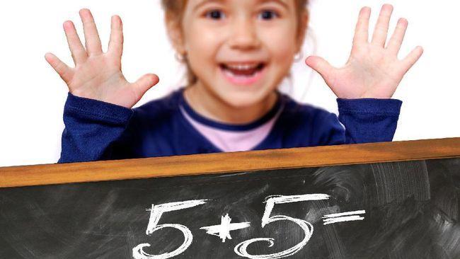 Studi: Kalimat Bisa Buat Anak Jadi Pintar Matematika
