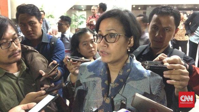 Sri Mulyani Pastikan Cukai Rokok Tak Naik pada 2019 Nanti