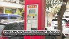 Parkir Elektronik Mulai Beroperasi di Bandung