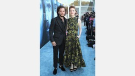 Pasangan 'Game of Thrones' Kit Harington-Rose Leslie Menikah