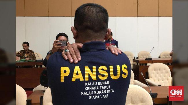 Pansus Angket KPK Tunda Rapat karena Menpan RB Tak Hadir