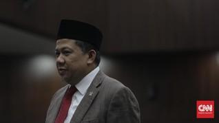 Fahri Hamzah Buka Bareng Jokowi di Istana