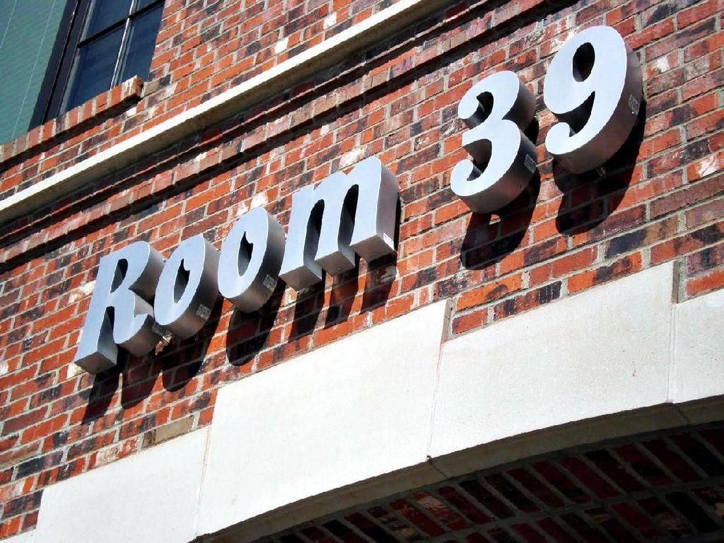 Room 39 atau juga dikenal sebagai Biro 39 kabarnya adalah lokasi organisasi Korea Utara yang menangani 130 perusahaan dagang yang dikendalikan langsung oleh Kim Jong un. Foto: istimewa