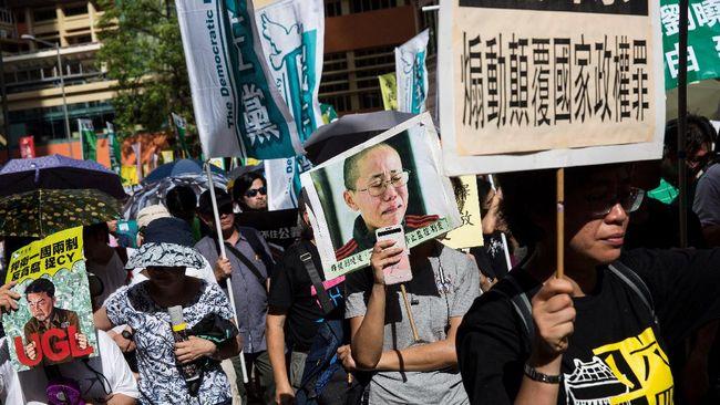 Komunitas Internasional Minta China Bebaskan Istri Liu Xiaobo