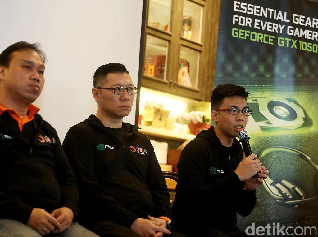 TNC Indonesia, sebagai wakil resmi TNC yang berasal dari Filipina akan menghadirkan beberapa cyber cafe di beberapa kota di Indonesia. Foto: Rengga Sancaya