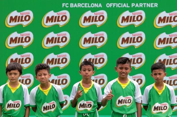 5 Bocah Indonesia Siap Berlatih di FCBEscola, Barcelona