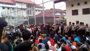 Ratusan Narapidana Dapat Remisi Nyepi