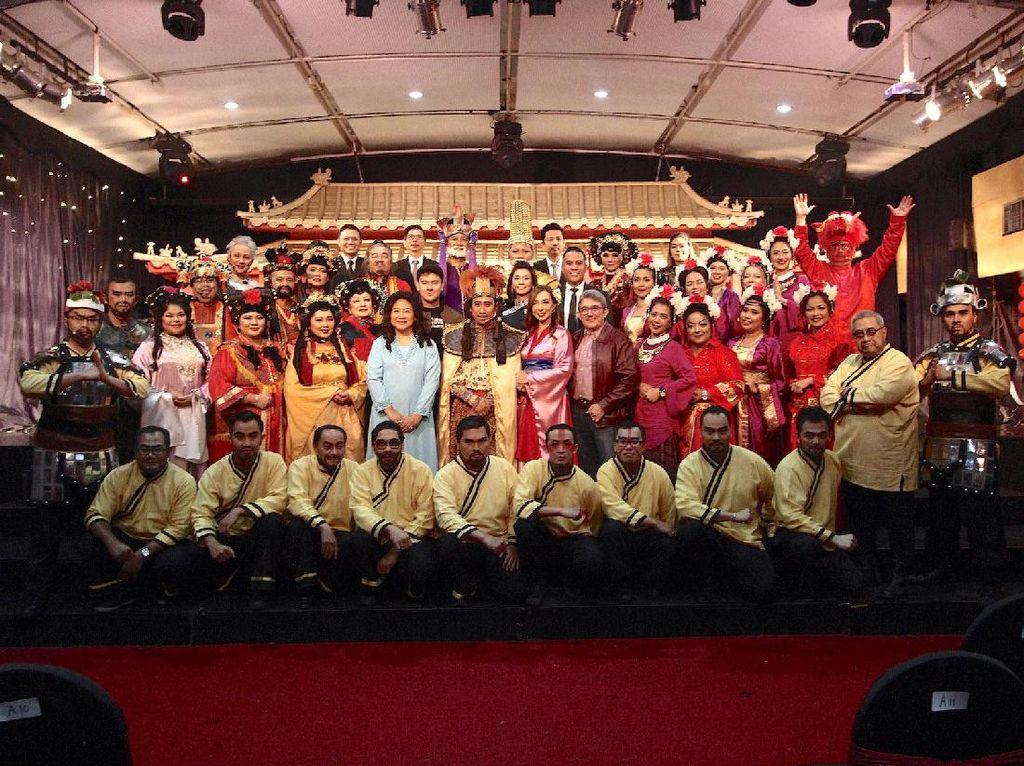 Melalui Wayang Musical Mulan, LSPR – Jakarta akan kembali membuktikan positioningnya sebagai kampus komunikasi yang paling konsisten menggelar pertunjukan teater setiap tahunnya.