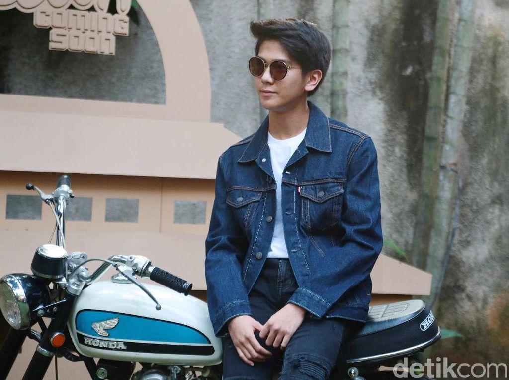 Iqbaal sebelumnya terlibat dalam film CJR The Movie, Comic 8, hingga Ada Cinta Di SMA. Pool/Ismail/detikFoto.
