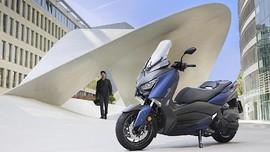Dapur Pacu Yamaha XMAX Ditambah 100cc Tahun Depan