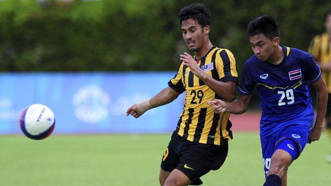 Lawan Timnas Indonesia U-22, Enam Pemain Malaysia Absen