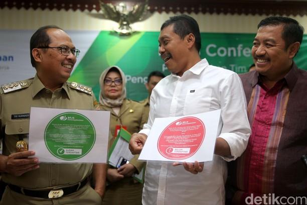 BPJS Ketenagakerjaan Gandeng Wali Kota Jaksel