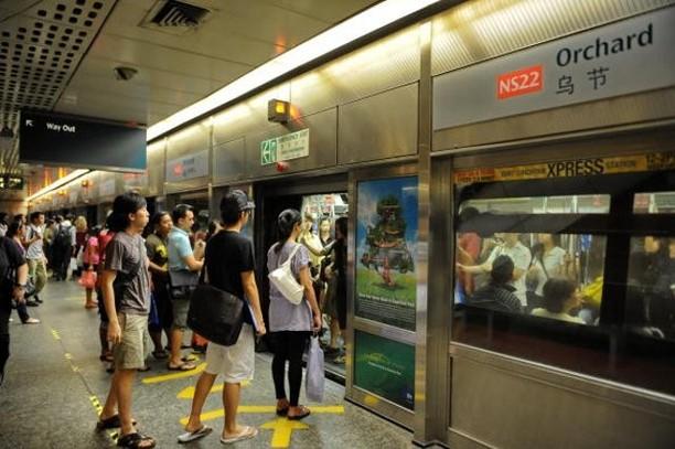 Potret Tertib MRT Luar Negeri, Akankah Jakarta Seperti Ini?