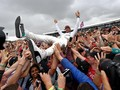 Hamilton Gusur Vettel dari Posisi Puncak Klasemen F1