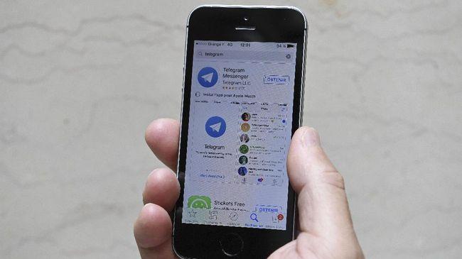 Akses Telegram Akan Dibuka Jika Penuhi SOP Tangkal Terorisme