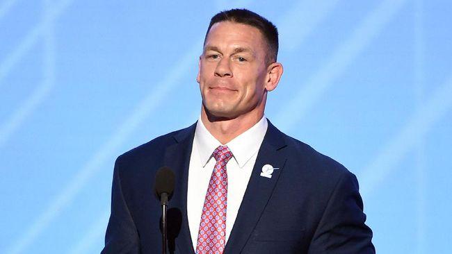 John Cena Disebut Bakal Jadi Wajah Baru 'Captain America'