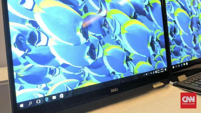 Dell Pakai Sampah Laut untuk Material Laptop Terbaru