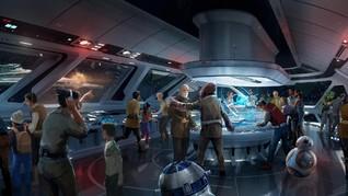 Tak Hanya Star Wars, Disney Juga Bakal Bangun Hotel Marvel