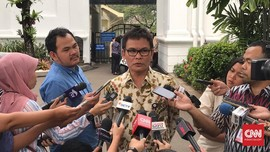Istana: Belum Ada Jadwal Pertemuan Jokowi-Amien Rais