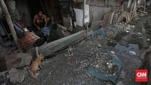 Kemiskinan Turun, Masih Ada 69 Juta Orang Rentan Miskin di RI