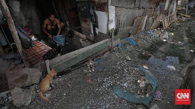 Jokowi Tambah Anggaran Turunkan Kemiskinan dan Pengangguran
