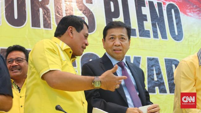 Sidang Lanjutan Praperadilan Setya Novanto Kembali Digelar