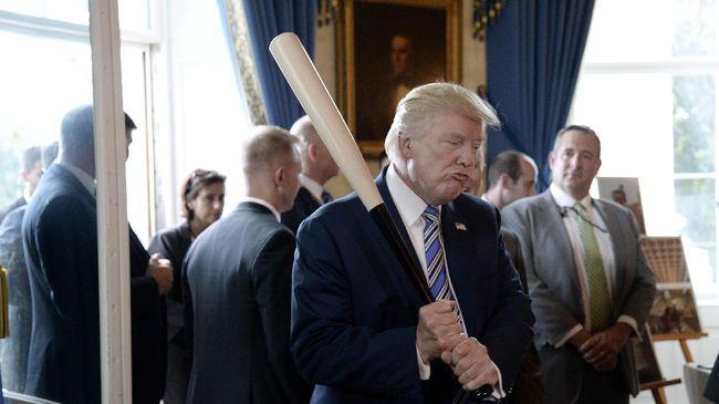 Kongres: Trump Siratkan AS Bakal Bom Korut dengan Nuklir