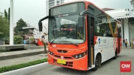 TransJakarta Targetkan 300 Ribu Penumpang dari OK Otrip