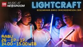 Cerita Band Indie Lightcraft Berkelana Keliling Dunia