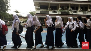 Syarat, Ketentuan, Jalur Pendaftaran PPDB SMP DKI Jakarta