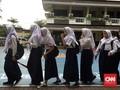Sebanyak 4,29 Juta Siswa SMP Ikut Ujian Nasional