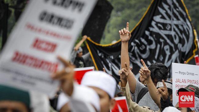 Dibubarkan Pemerintah, HTI Tidak Bisa Respons Konflik Al-Aqsa