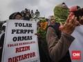 Perppu Ormas Dianggap Dendam Politik Kekalahan Ahok
