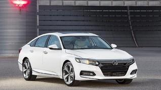 Honda: Indonesia Bukan Pasar Moncer Mobil Sedan