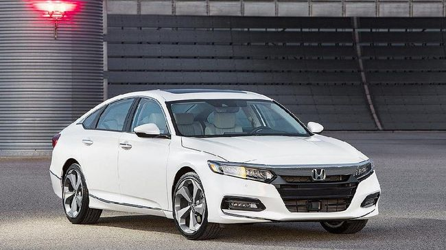 Sedan Honda Kurang Diminati, Accord Berhenti Produksi