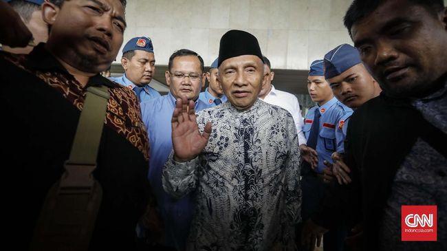 Amien Rais Curigai Jokowi Ingin Buat Versi Baru Film G30S/PKI