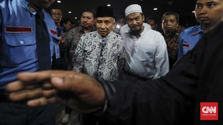 Amien Rais Sebut Jokowi hanya Pencitraan Bantu Rohingya