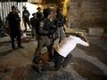 Bentrok Masjidil Aqsa, Umat Yahudi Dilarang Masuk Bait Suci
