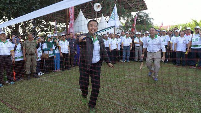 Menpora Bangga Gala Desa Sukses di Musi Banyuasin