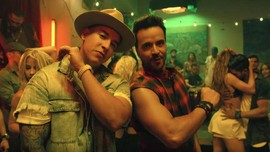 Pasca 'Despacito', Daddy Yankee Buat Viral Lagu 'Dura'